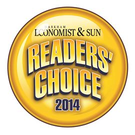 2014 readers choice award